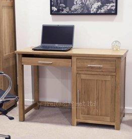 Opus Oak Small Desk