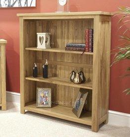 Opus Oak Small Bookcase