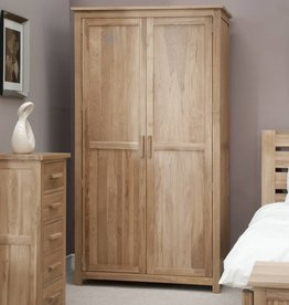 Opus Oak Ladies Wardrobe