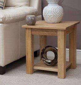 Opus Lyon Oak Lamp Table