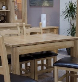 Torino Oak Small Extending Table