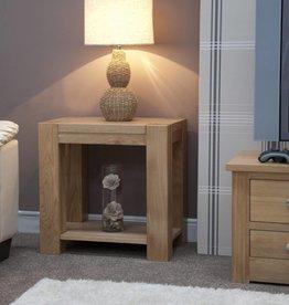 Trend Oak Lamp Table