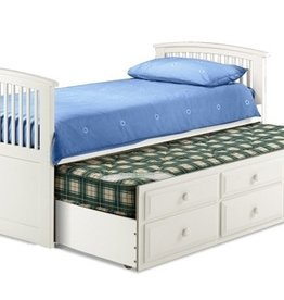 Hornblower Cabin Bed in Pine or White