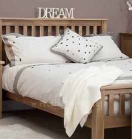 Opus Oak Bed