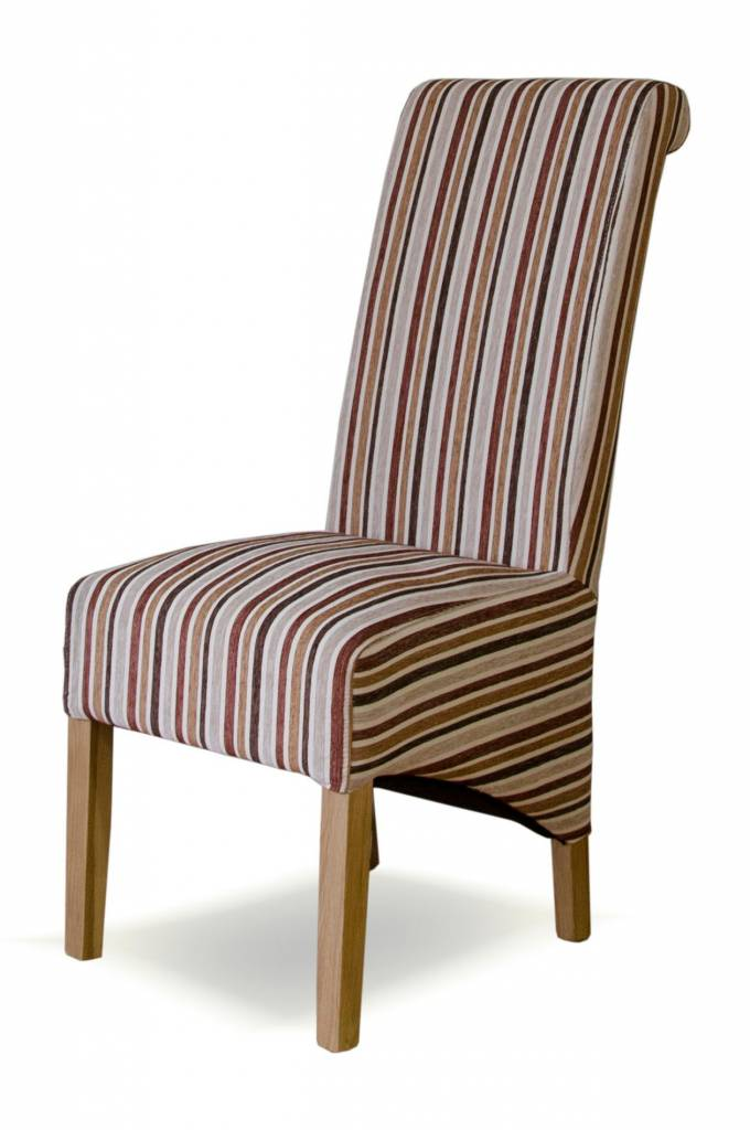 Richmond Royale Striped Dining Chair ...