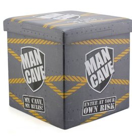 Man Cave Foldable Box