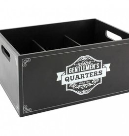 Gents Quarter Bottle Rack