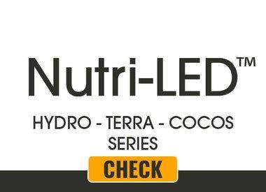 LED-Pflanzenfutter