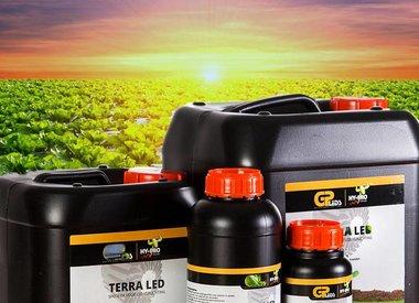 Nutrition végétale Terra-LED