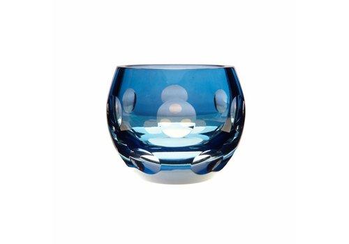 Sky Blue Tealight Candle Holder