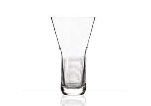 Lines Crystal Vase
