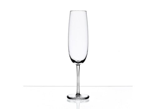 Klasik Crystal Champagne Flute, set of 2, 160ml