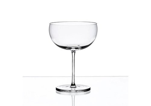 Klasik Crystal Champagne Bowl, set of 2, 180ml