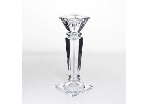 Empery Large Crystal Candleholder