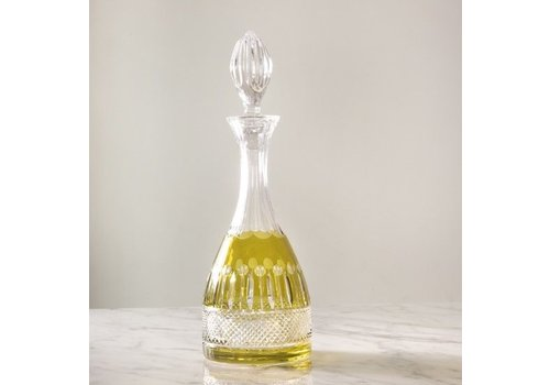 Citrine Crystal Decanter