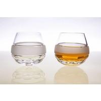 Bubble Whisky Tumbler, set of 2