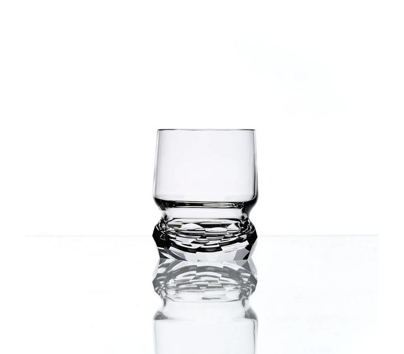 Bomma STONE Jiri Pelcl Whisky Crystal Glass, set of 2