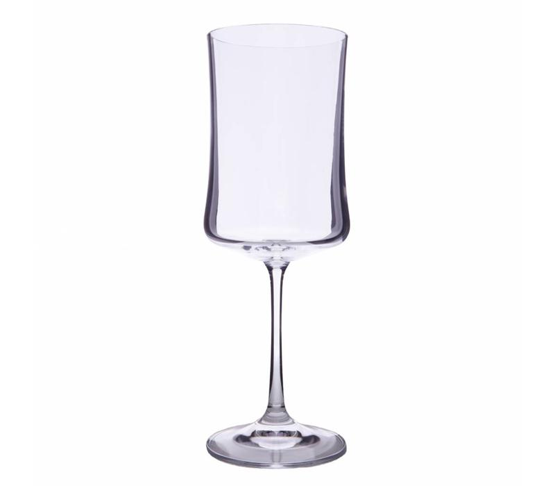 Amadeus Wine Crystal Glasses, set of 6