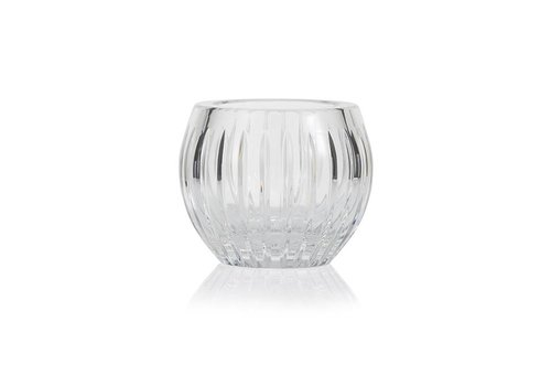 Gurasu Crystal  Shining Star Clear Crystal tealight votive / vase