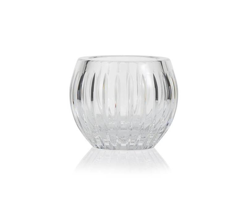 Shining Star Clear Crystal tealight votive / vase