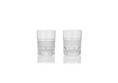 Bubble Shot Glasses, set of 2