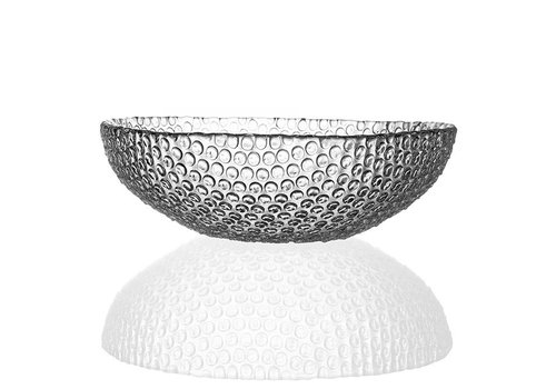 Bomma  Bubbles Medium Crystal Bowl, 27cm