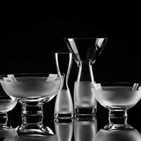 Frantisek Vizner crystal large vase