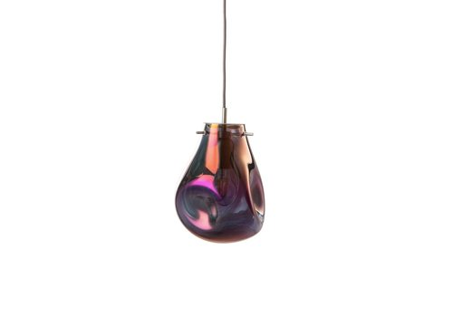 Bomma  Soap Crystal Pendant, Purple