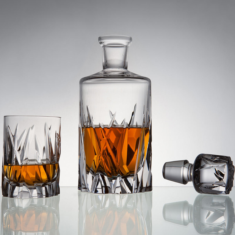 Icebreaker Whisky Tumblers by Ikos and Berlin, 350ml