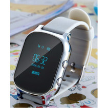Smart GPS watch personenalarming