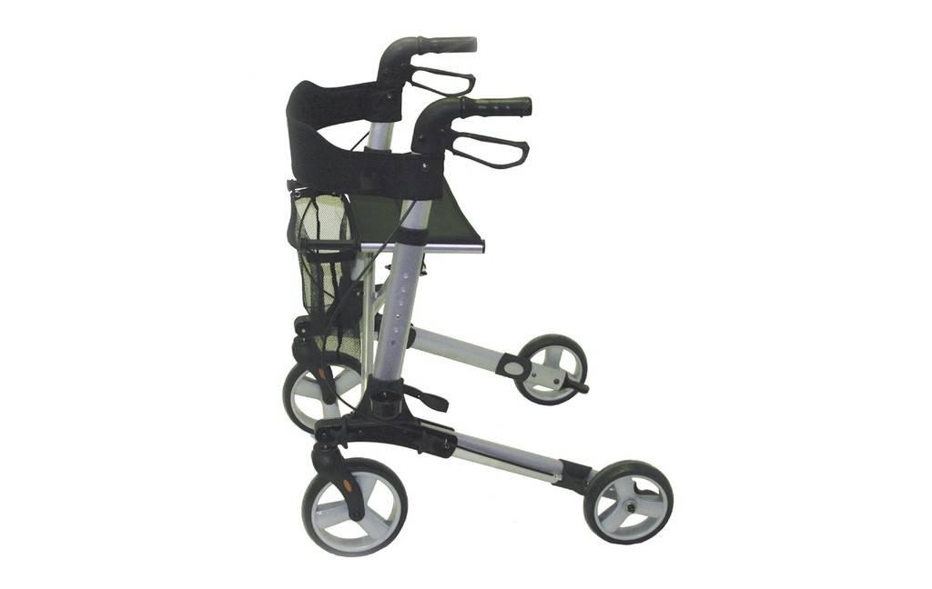 Lichtgewicht Design rollator Go Go VI