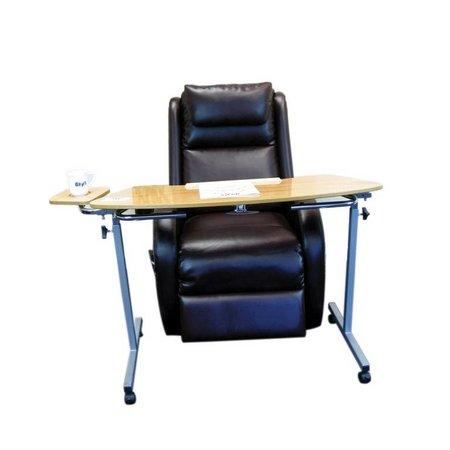 Patterson Medical Tafel voor over sta op stoel