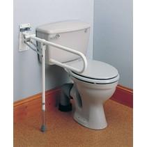 Toiletbeugel met ondersteuningspoot