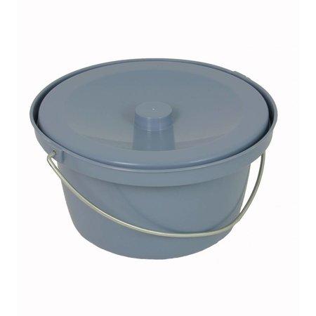 Patterson Medical Toiletemmer grijs
