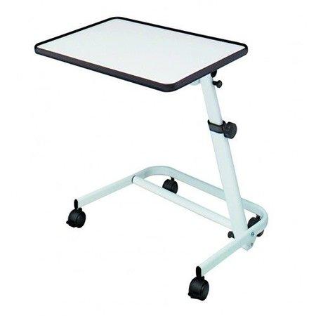 Patterson Medical Bedleestafel deluxe  - met wielen - verstelbaar