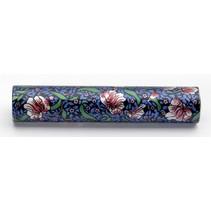 Wandelstok opvouwbaar- wilde rozen - 77,5 - 87,5 cm