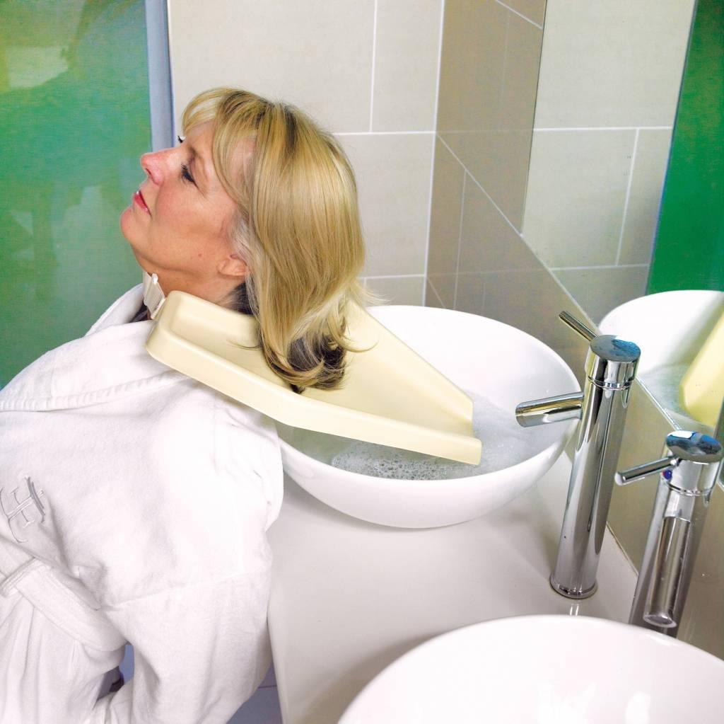Haarwasbak kunststof