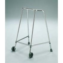 Looprek elc6 - 2 wielenverstelbaar 81 - 89 cm
