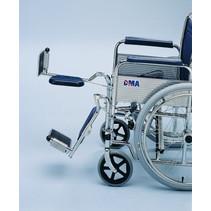 Comfortbeensteunen voor 218 en 238 rolstoelserie