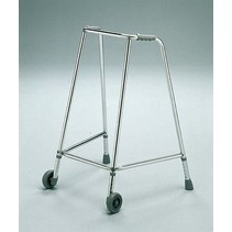 Looprek elc7 - 2 wielen verstelbaar 70 - 78 cm