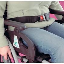 Gordel voor rolstoel