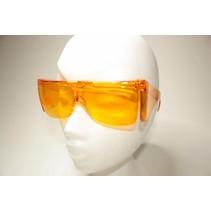 NoIR UV shield S68 overzet gr. licht oranje 52%