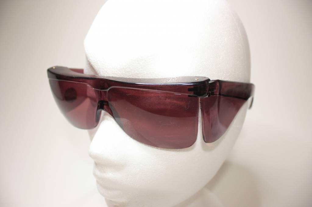 NoIR UV-shield S81 overzet kl. aubergine 20%