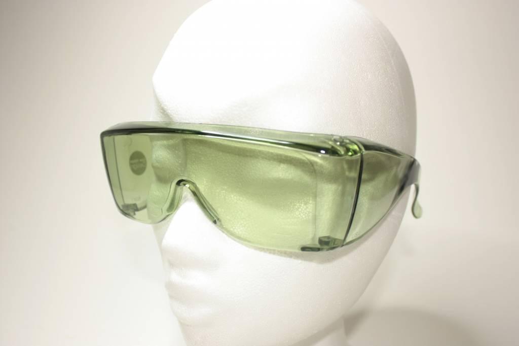 NoIR UV-shield U38 overzet gr. licht grijs-groen 58%