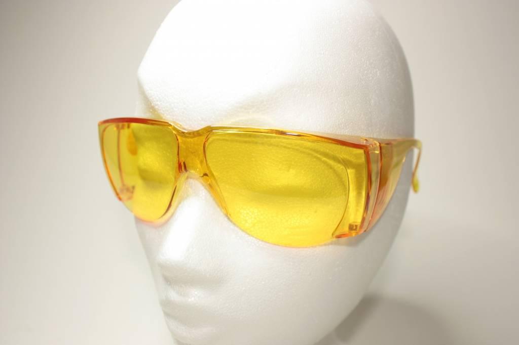 NoIR UV-shield N50 non-fitover geel 54%