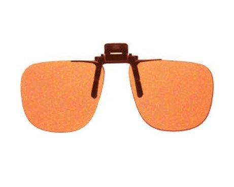 UITL NoIR 440-17 Flip-up Clip-on amber 16% (kind)