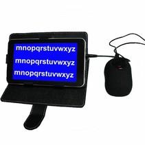 """Elektronische leeshulp 7"""" HD-scherm met muis"""