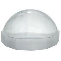 Coil visoletloep transparant