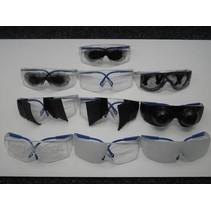 Geav.-Simulatiebrillen set van 10 stuks