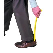 Schoenlepel plastic met haak - 41cm